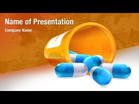medical pills powerpoint video template backgrounds digitalofficepro 01396v youtube. Black Bedroom Furniture Sets. Home Design Ideas