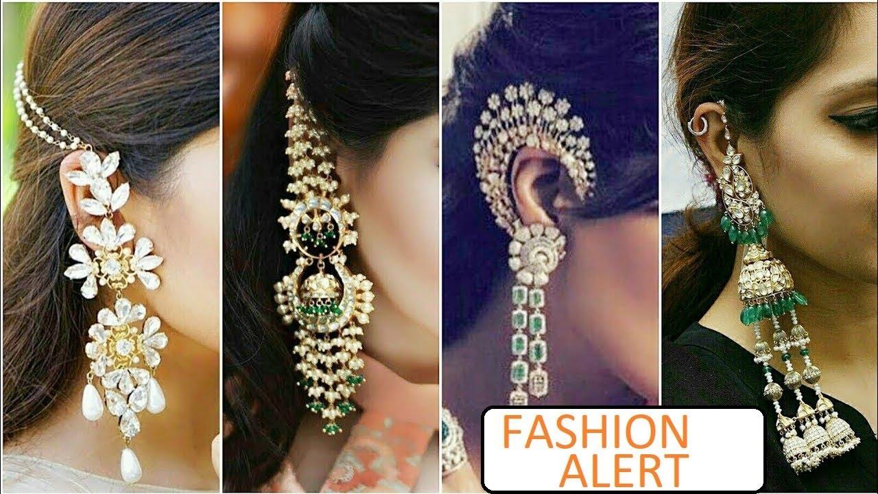Super Long Earrings For S Latest Fashion Updates Best Alert