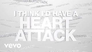 Repeat youtube video Demi Lovato - Heart Attack (Official Lyric Video)