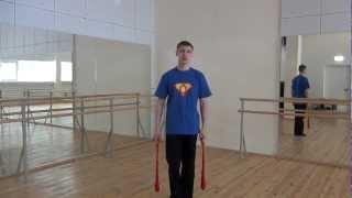 Видео уроки поинга: Колёсико и его вариации - Basic Buzzsaw