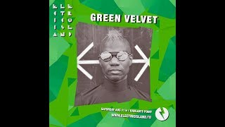 GREEN VELVET @ Electric Island (Toronto) [11-AUG-18] (Clip 1)
