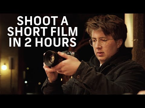 Guerrilla Filmmaking: How We Shot a Short Film in Two Hours | Filmmaking Tips