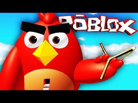 ENTKOMME DEM ANGRY BIRDS OBBY !!! (Roblox)