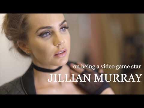 Jillian Murray on being a video game star