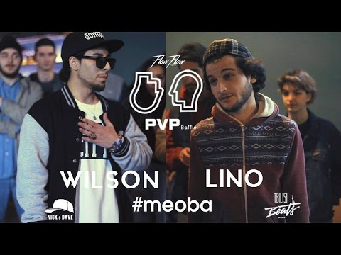 PVP: WILSON vs LINO (1/8)