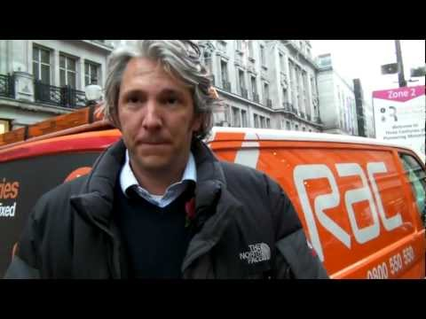 Edd China talks to RAC about breakdowns, mis-fuelling and driving in the winter