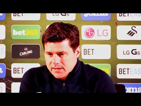 Swansea 1-3 Tottenham - Mauricio Pochettino Full Post Match Press Conference