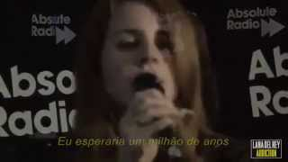 Lana Del Rey - Live at Absolute Radio legendado Thumbnail