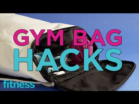 7 Gym Bag Hacks That Will Change Your Fitness Life   Fitness