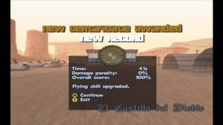 GTA San Andreas Flying School Learning To Fly  ALL GOLD!!