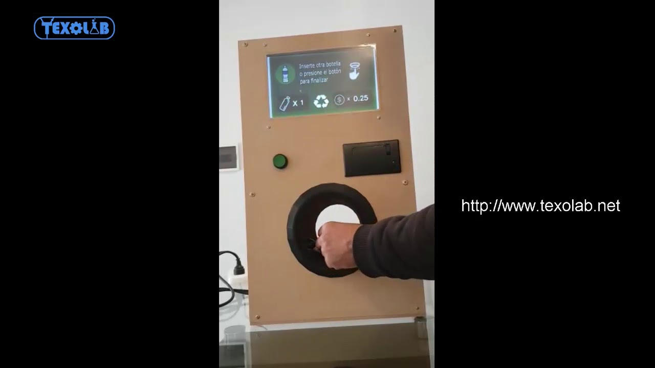 DIY Reverse Vending Machine with arduino | Hackaday io