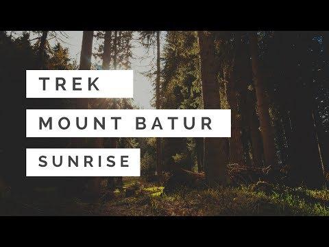 An IPhone Video | Mount Batur Trekking  | Indonesia | Travel | Bali | Denpasar | Volcano