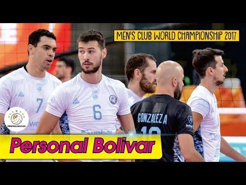 [Points] PERSONAL BOLIVAR vs. Shanghai Golden Age | Men's CWC 2017
