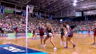 anz championship players best thing about netball