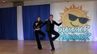 Jake Haning & Mackenzie Goodmanson - Summer Hummer 2019 - Classic - 2nd Place