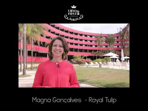 Royal Tulip Brasília Alvorada - Lançamento Luxo de Festa 2016
