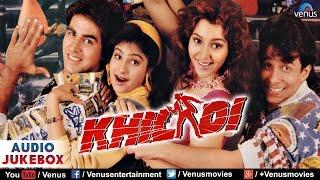 Khiladi Audio Jukebox | Akshay Kumar, Ayesha Jhulka, Deepak Tijori |