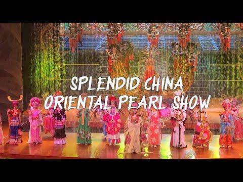 Splendid China - Oriental Dress Show