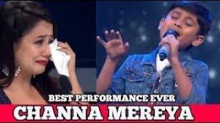 Shreyan best Performance Ever   Channa Mareya   Saregamapa Lil Champs 2018