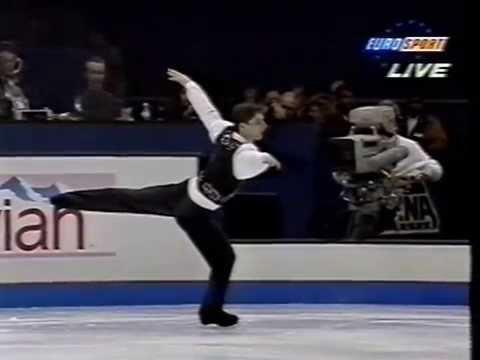 Zsolt Kerekes HUN - 1995 World Championships LP