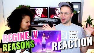 Regine Velasquez - Reasons   REACTION