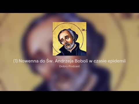 (1) Nowenna do Św. Andrzeja Boboli w czasie epidemii