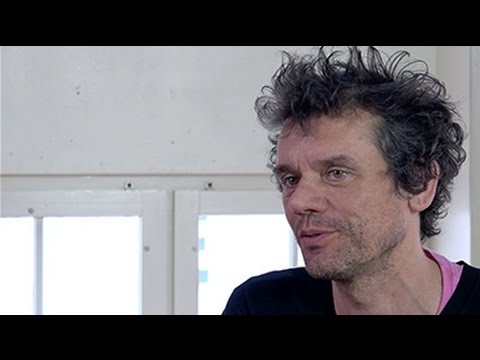 Thierry van Hasselt – Drawing as Language