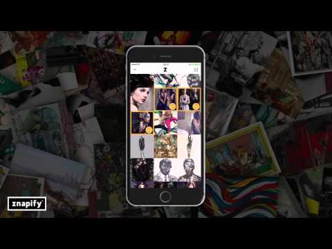 Collect and print web content using Znapify