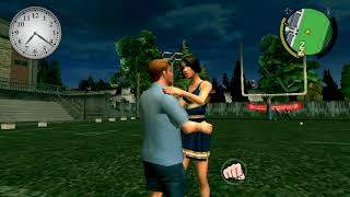 Bully Anniversary Edition - Kissing All Cheerleaders (Full Mak…