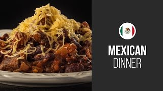 Chili Con Carne || Around The World: Mexican Dinner || Gastrolab