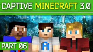 Minecraft CAPTIVE Minecraft 3.0 Rise of Atlantis #6 with Vikkstar, Ali A & CraftBattleDuty