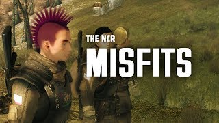The NCR Misfits - Fallout New Vegas Lore