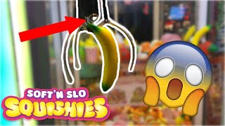 IMPOSSIBLE Once In A Lifetime Squishy Claw Machine Win! (This Will NEVER Happen Again!!)