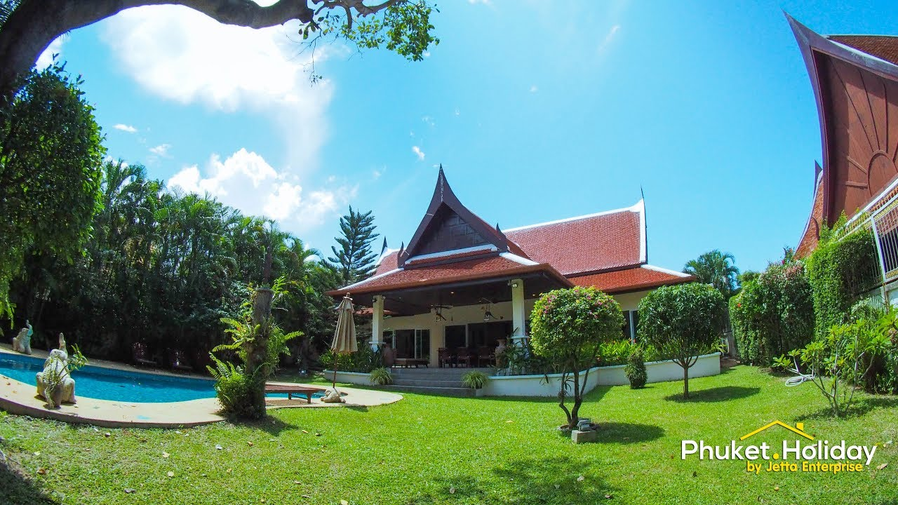 La Romanee Infinity Villa For Rent In Phuket Villa Video Guide
