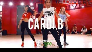 Cardi B - Bodak Yellow - JR Taylor Choreography