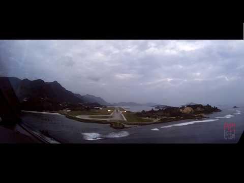 Approach Seychelles - RWY 31 - SEZ/FSIA - Pilot View