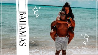 TRAVEL VLOG: BAHAMAS - Swimming w/pigs! 4K Cinematic video
