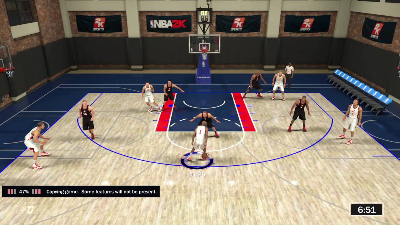 Download How to play NBA 2K17 New 2KU TUTORIAL