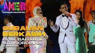 Download lagu AME2019 | Khai Bahar & Siti Nordiana | Gurauan Berkasih | Anugerah MeleTOP ERA