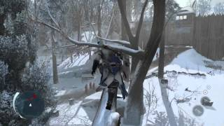 Assassin's Creed 3 -�Frontier walkthrough�video�commented [UK]