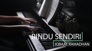 Download lagu Rindu Sendiri Iqbaal Ramadhan by Sahitya Badreswari MP3