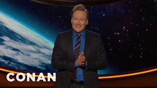 #ConanCon Monologue 07/22/18  - CONAN on TBS