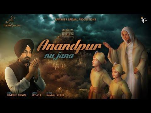 Anandpur Nu Jana song lyrics