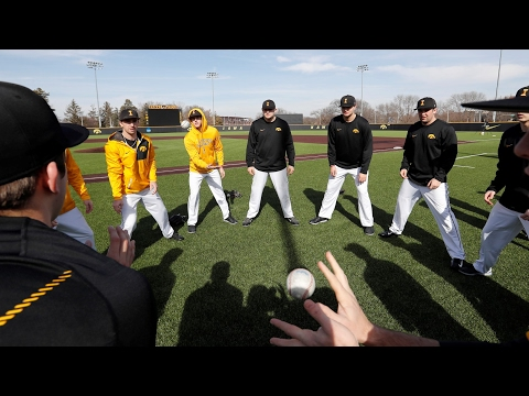 2017 Iowa Baseball Media Day