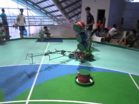 Robocon 2013 ĐH Lac Hong LH-LEGEND 37s lan 1