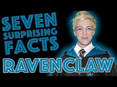 Seven SURPRISING Facts About RAVENCLAW