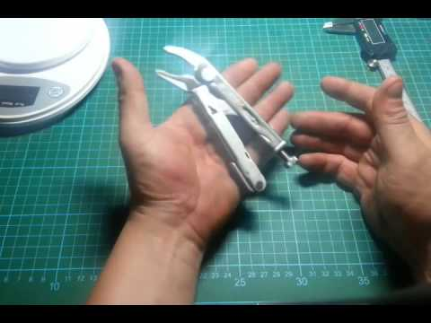 ✔LEATHERMAN CRUNCH Multitool Review