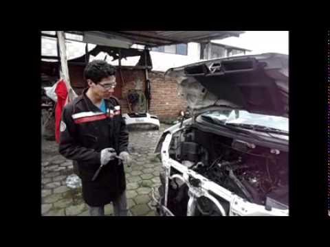 Calibracin de V lvulas Hyundai H 1 Turbo Intercooler