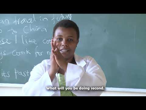 Rwanda Education Board:  S2 ENGLISH Unit5