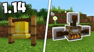 10 НОВЫХ БЛОКОВ В МАЙНКРАФТЕ! ПОЛНЫЙ ОБЗОР СНАПШОТА 18w44a для Minecraft 1.14